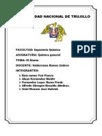 TRBJ. QG. Informe del átomo.docx