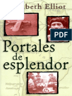 Portales de Esplendor (Elisabeth Elliot)