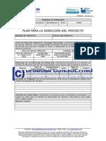 1. FGPR_040_06 - Plan para la Dirección del Proyecto
