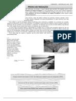 Proposta de Redação do Vestibular da UnB - 2019
