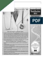 Vestibular ESCS - 2º Dia - 2013