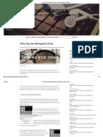 9 Pro Tips For Mixing Kick Drum _ Sundown Sessions Studio.pdf