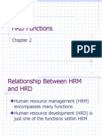 2.HRD Functions