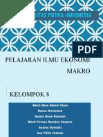 Pelajaran Ilmu Ekonomi Makro Ppt Moch Reza