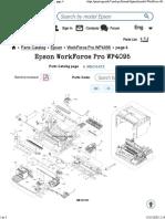 epson WP-4095 catalog parts -mech013