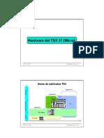 TSX 37 Hardware