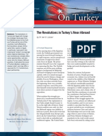 The Revolutions in Turkey's Near Abroad