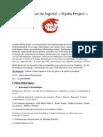 Documentation HydraProject