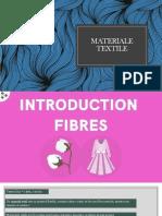 Materiale textile - L1 clasa VII