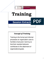 MBA508_HRM_-_S4_-_Training_-_HO