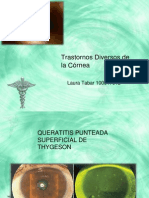 trastornos corneales