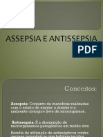 assepsia e antepsia