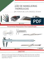 Instação Mangueiras Hidraulicas conforme Normas Técnicas .pdf