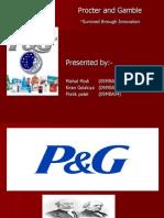 Final P & G