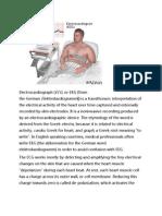 Electrocardiograph