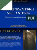 2008- LA SCIENZA MEDICA NELLA STORIA.ppt