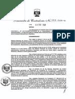 Directiva 018-2020-CG-NORM Servicio de Control Previo de Las Prestaciones Adicionales de Obra