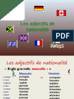 68665654-Les-adjectifs-de-nationalite.ppt