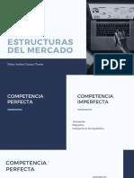 Competencia perfecta e imperfecta