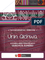 Vocabulario Pedagógico QUECHUA SUREÑO.pdf