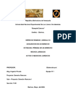 DERECHO ROMANO MODULO III GRUPO I def