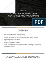 3-Construction of clear sentences and paragraph_new