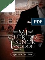 Mi querido Señor Langdon- Lorena Valois.epub