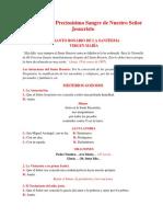 LIBRO DEVOCIONARIO APSJ Cuarta Edición 2015