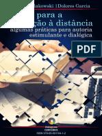 Ideias para educação à distância - 2020