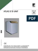 Manuale-uso-caldaia-Ferroli-ATLAS-D-SI-UNIT