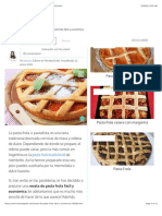 Pasta Frola Fácil y Económica - ¡Receta Original y Tradicional!