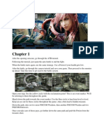 Final Fantasy Xiii Official Guide Pdf