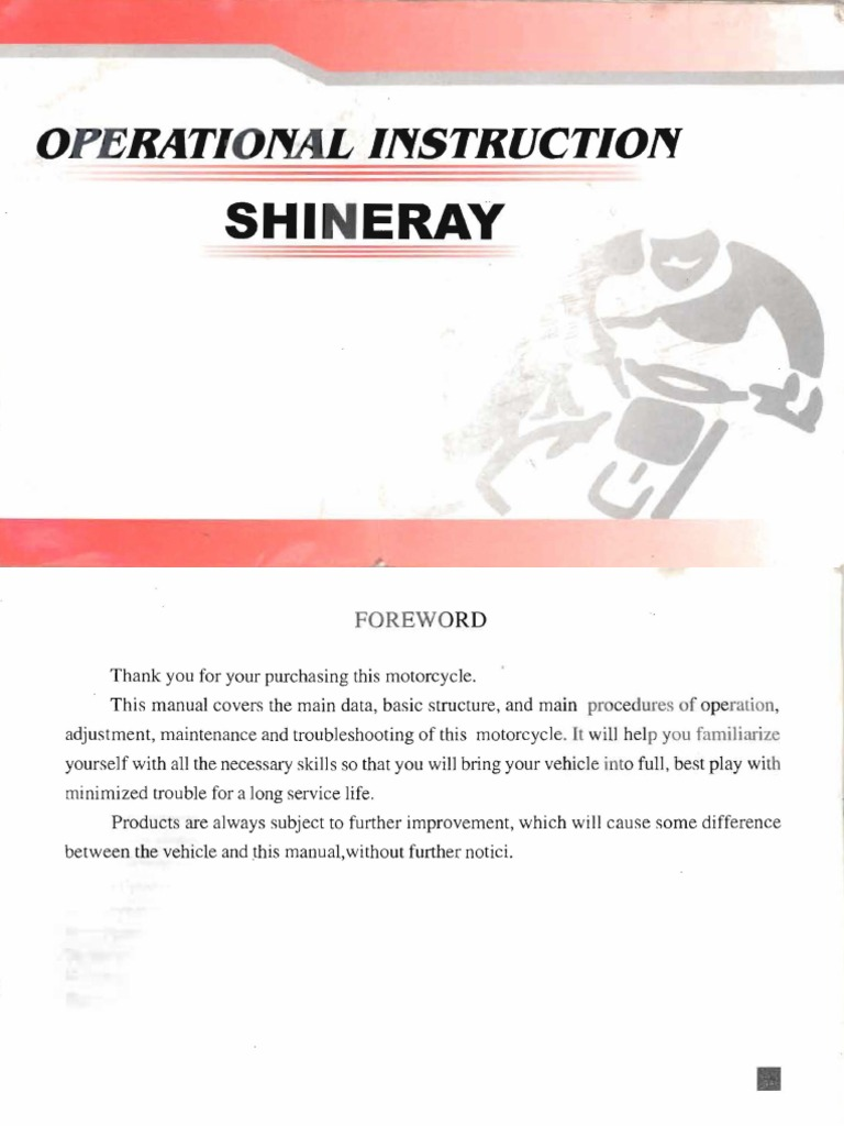 manual de usuario shineray 200 carburetor clutch rh es scribd com manual shineray 250 custom shineray xy 250 manual