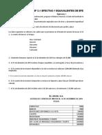 EL OASIS SA DE CV-EFECTIVO Y EQ EFEC