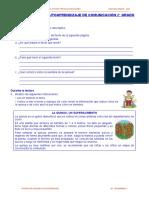 SEMANA 24 FICHA AUTOAPRENDIZAJE DE COMUNICACIÓN 2