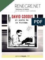 34-David Goodis. El poeta de la víctima.