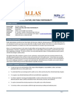 UT Dallas Syllabus for pa7318.0i1.11s taught by Wendy Hassett (wxh045000)