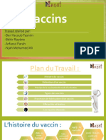 vaccination projet
