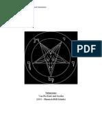 Referat - Satanismus