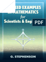 Stephenson G. Worked Examples in Mathematics for Scientists and Engineers 2019.pdf