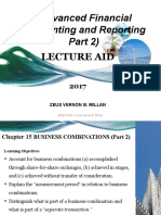 CHAPTER 15 BUSINESS COMBINATIONS -           PART 2