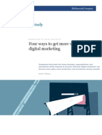 McKinsey Quarterly - Digital Marketing