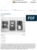 RENR7941 (Caterpillar Digital Voltage Regulator (CDVR))