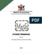 Math Student Workbook for the SEA (2017) (1).pdf