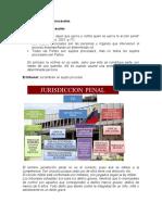 TEMA 3 Los sujetos procesales Derecho procesal penal venezolano