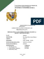 Quim-Ino 3 - Informe 6 y 7