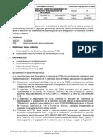 CONCAR-L1ML-MTO-DCV-0005 Comunicación del CCM para maniobras de desenergización - energización de catenaria Rev00 (1)