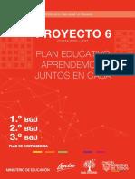 PROYECTO 6_BGU_Bachillerato