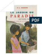 Bonzon J-P Le Jardin de Paradis