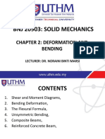 Chapter 2_Deformation and Bending
